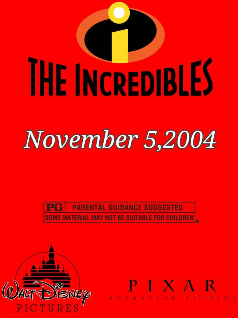 the incredibles poster high quality HD printable wallpapers official classic poster