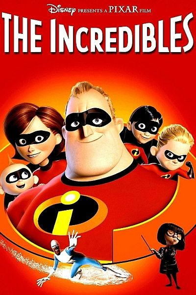the incredibles poster high quality HD printable wallpapers full family together official poster