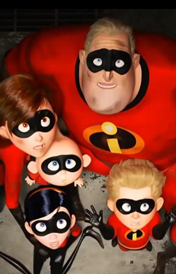 the incredibles poster high quality HD printable wallpapers full family adventure scene