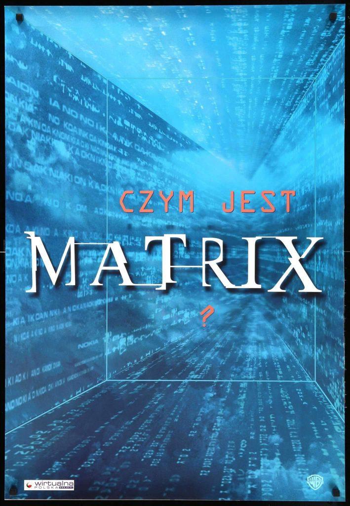 the matrix poster high quality HD printable wallpapers 1999 blue screen matrix in a matrix