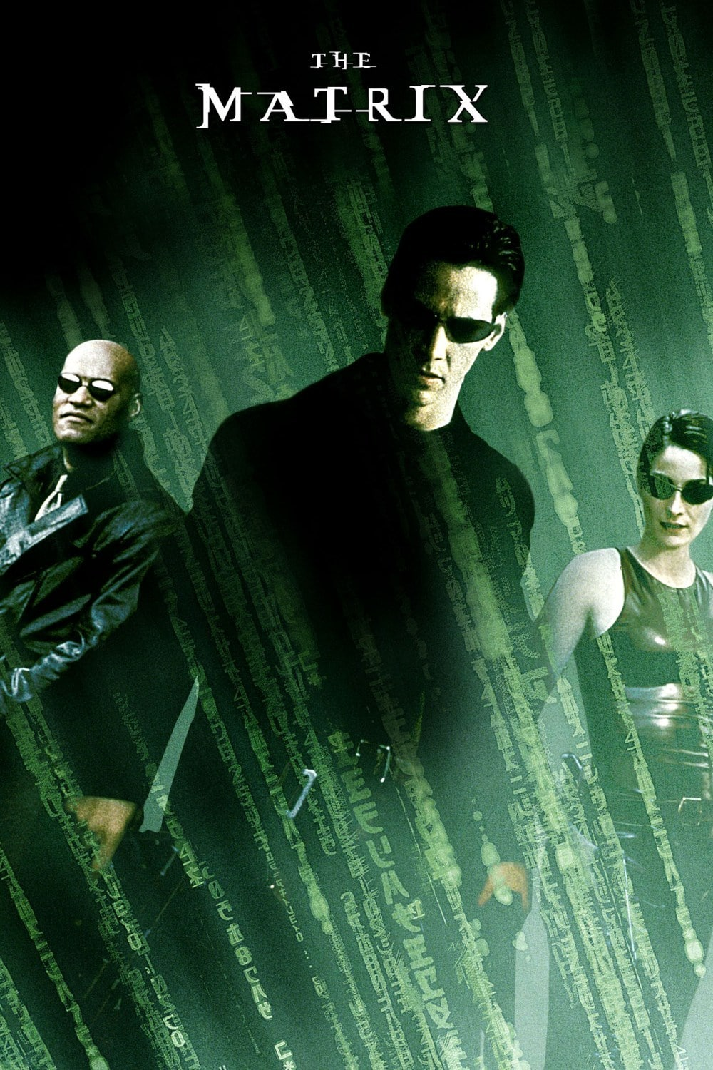 the matrix poster high quality HD printable wallpapers 1999 neo and his team official poster