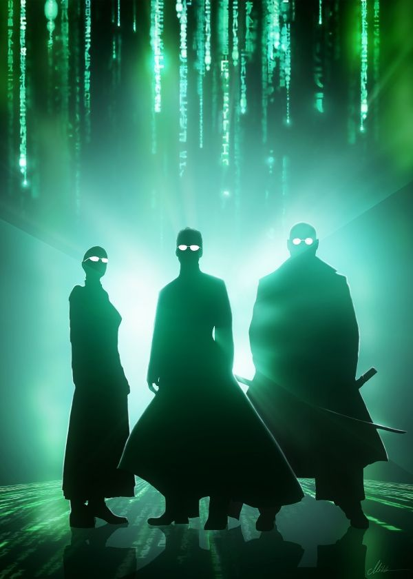 The Matrix Poster: 40+ Amazing And Printable Posters