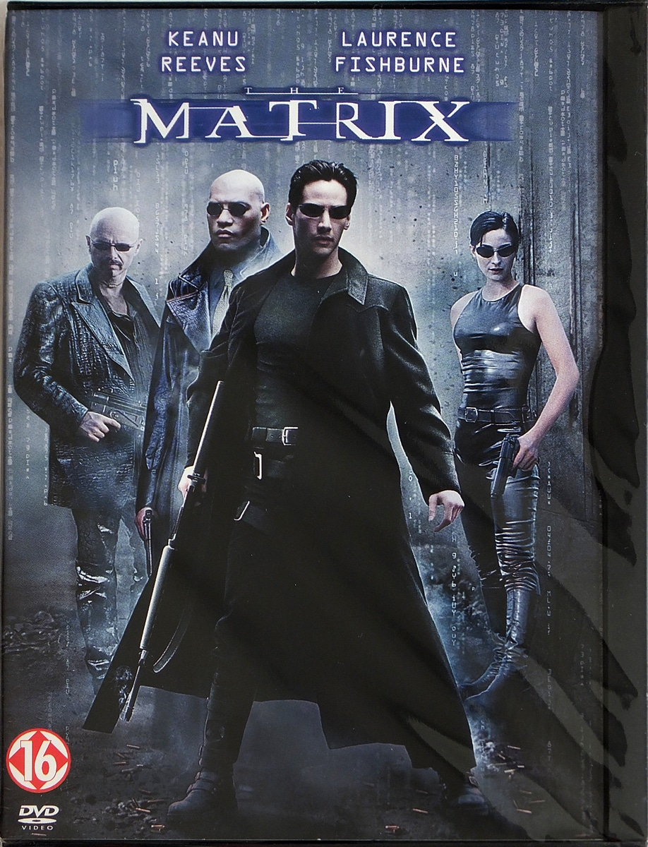 the matrix poster high quality HD printable wallpapers 1999 full team official poster