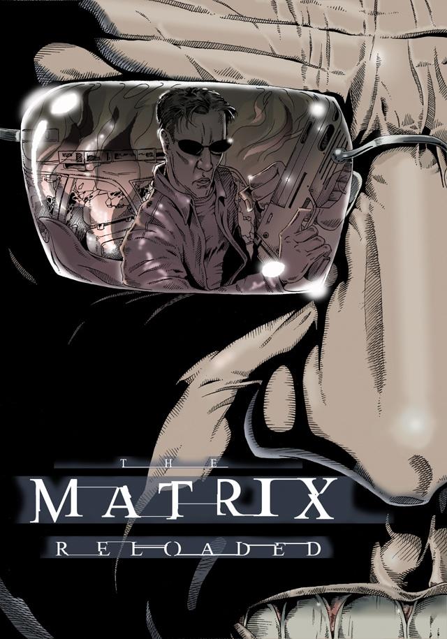 the matrix poster high quality HD printable wallpapers the matrix reloaded 2003 animation art cartoon morpheus