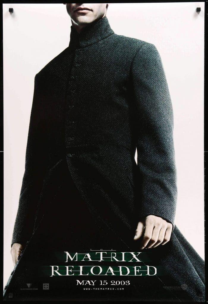 the matrix poster high quality HD printable wallpapers the matrix reloaded 2003 neo suit