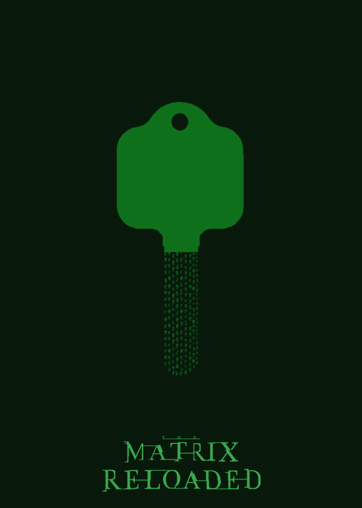 the matrix poster high quality HD printable wallpapers the matrix reloaded 2003 key keymaker to matrix exit