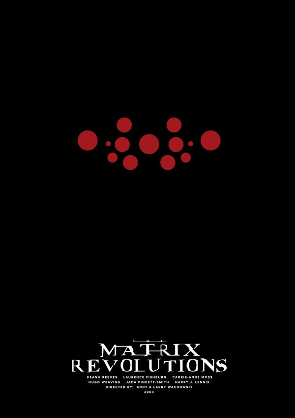 the matrix poster high quality HD printable wallpapers the matrix revolution 2003 art red and black