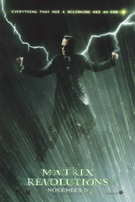 the matrix poster high quality HD printable wallpapers the matrix revolution 2003 agent smith