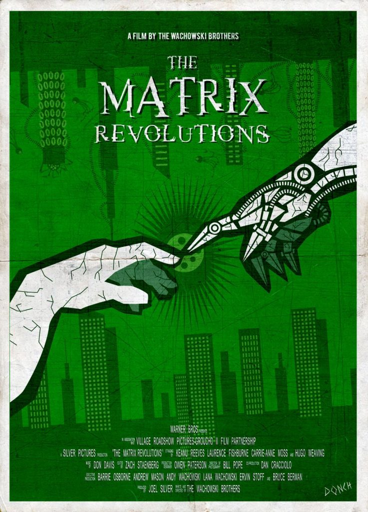 the matrix poster high quality HD printable wallpapers the matrix revolution 2003 machine and human relateable poster