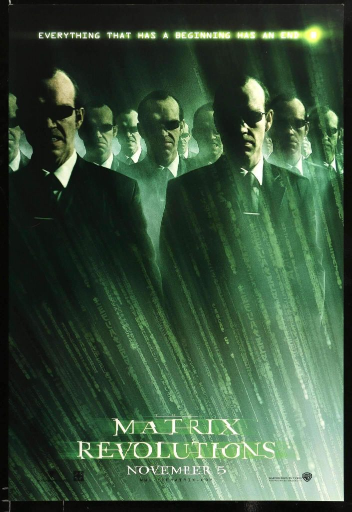 the matrix poster high quality HD printable wallpapers the matrix revolution 2003 agent smith and the clones