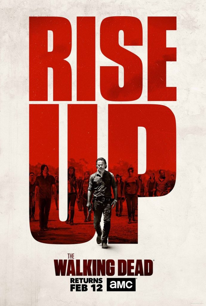 Rise Up - The Walking Dead Posters Collection