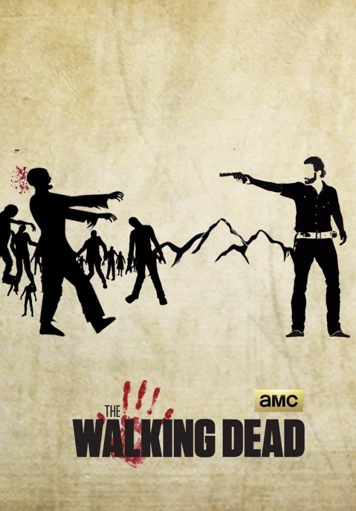 The Walking Dead Posters bonus 3
