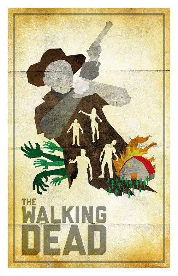 The Walking Dead Posters bonus 2