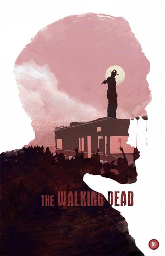 The Walking Dead Posters bonus 11