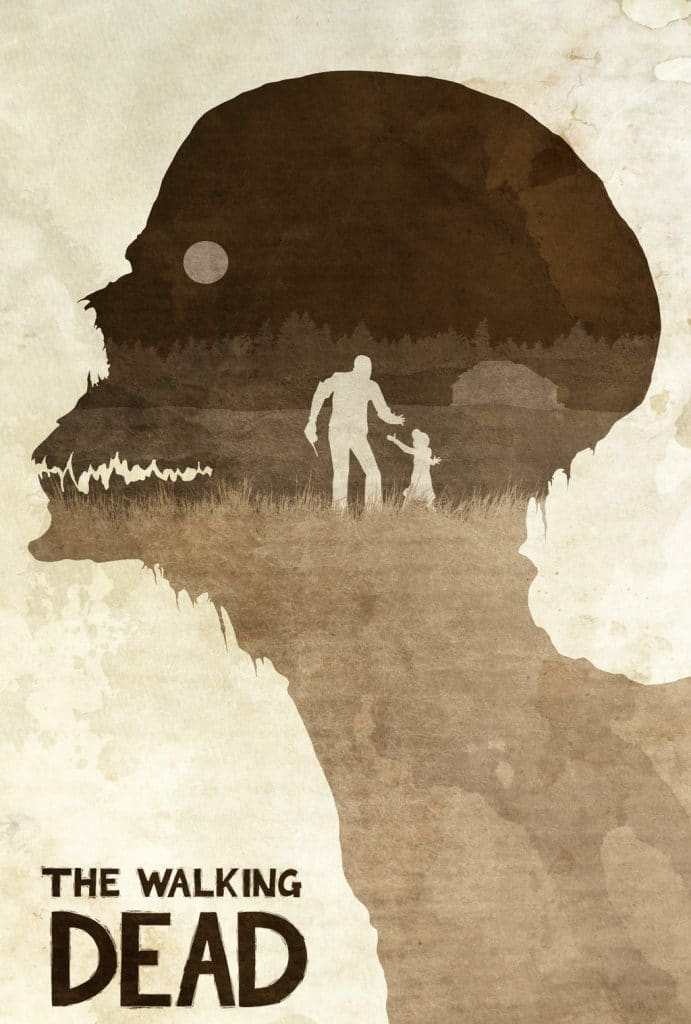 The Walking Dead Posters bonus 10