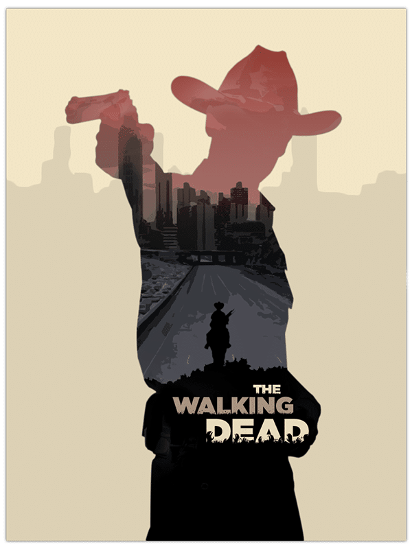 The Walking Dead Posters bonus 12