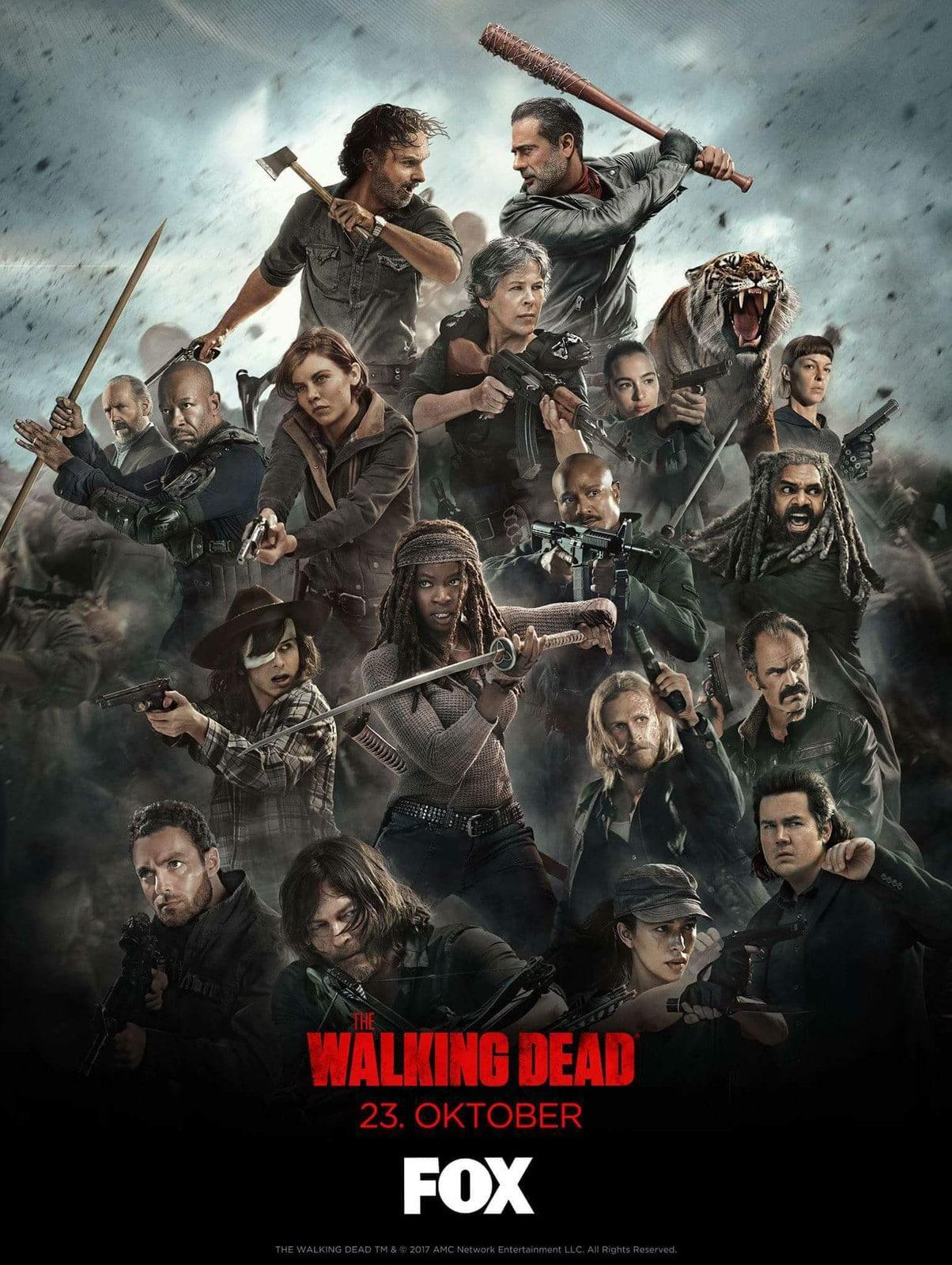 The Walking Dead Online