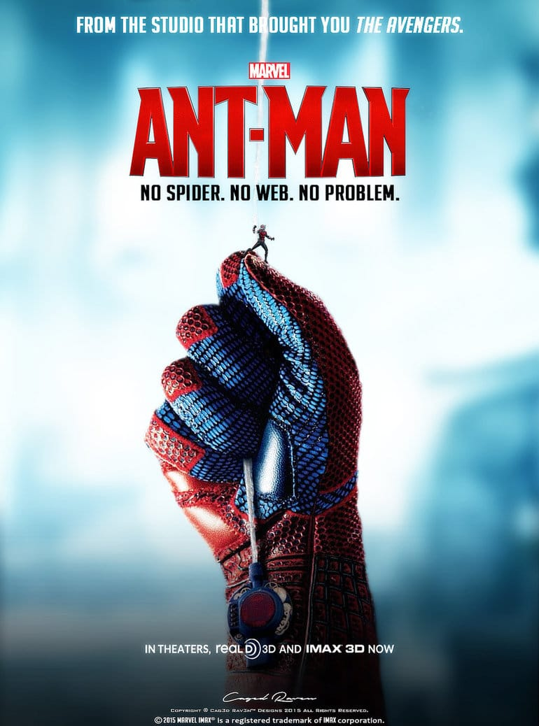 ant man poster high quality HD printable wallpapers 2015 ant man on spiderman