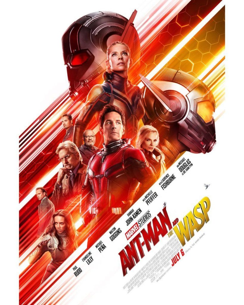 ant man poster high quality HD printable wallpapers ant man and the wasp 2018 official poster all charaectsr
