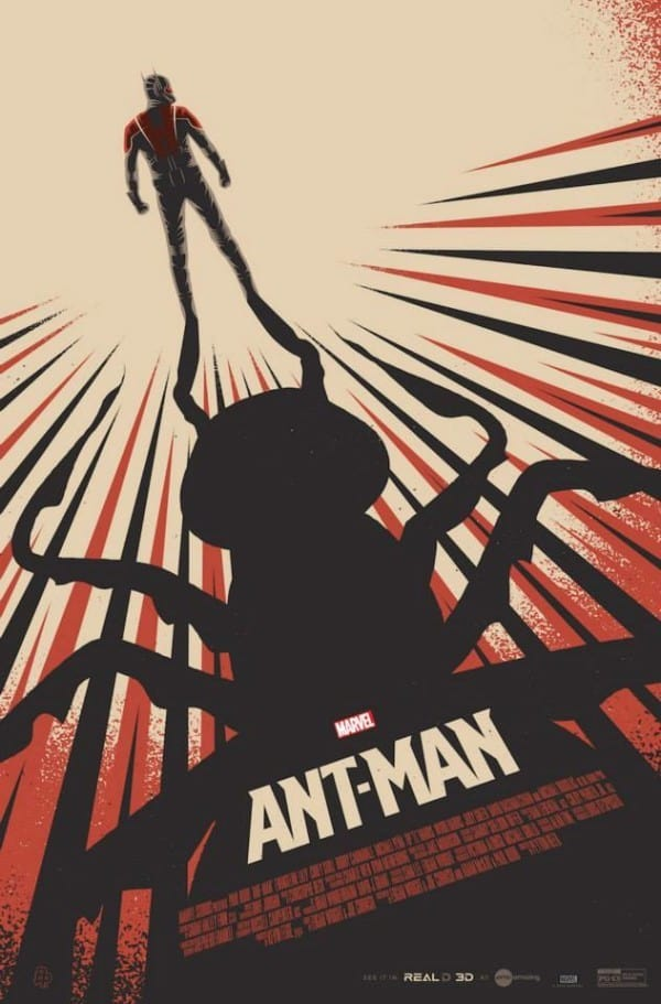 ant man poster high quality HD printable wallpapers 2015 art animated cartoon