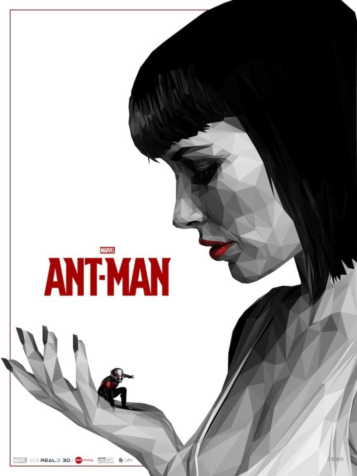 ant man poster high quality HD printable wallpapers 2015 female lead wasp pym