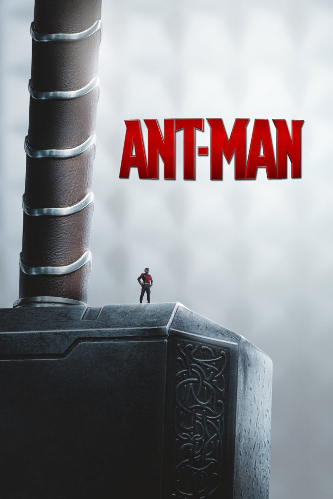 ant man poster high quality HD printable wallpapers 2015 ant man on thor hammer