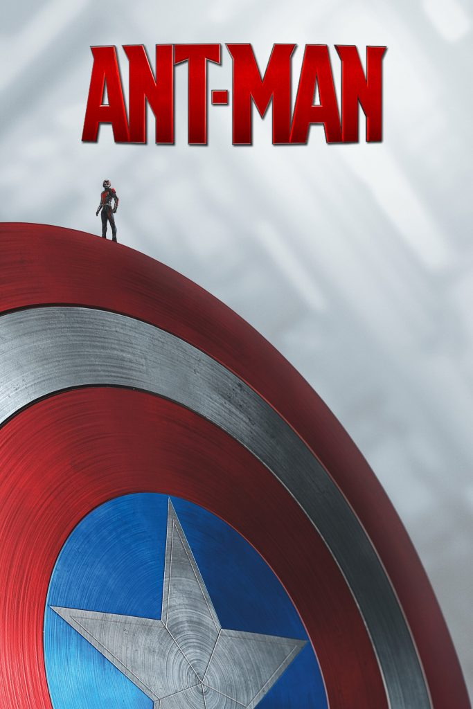 ant man poster high quality HD printable wallpapers 2015 ant man on captain america shield