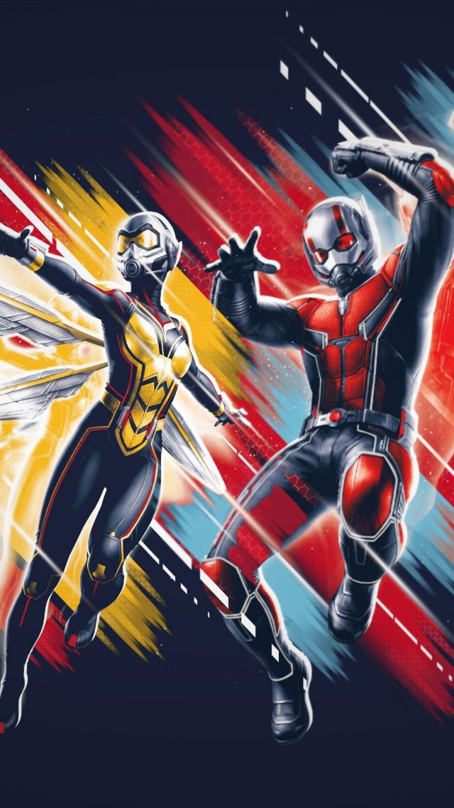 ant man poster high quality HD printable wallpapers ant man and the wasp 2018 art animated cartoon