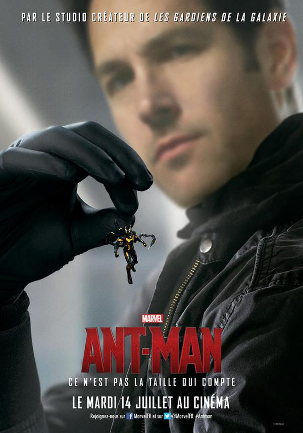 ant man poster high quality HD printable wallpapers 2015 wasp on scott lang