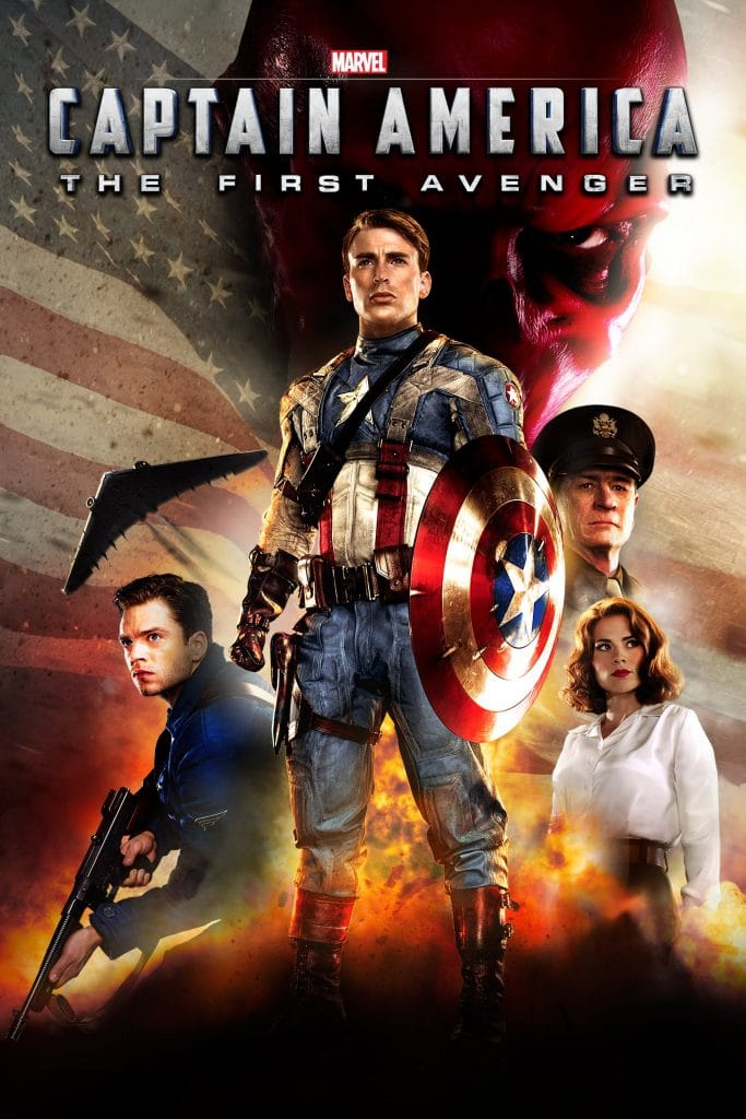 captain america poster high quality HD printable wallpapers 2011 the first avenger all characters official poster