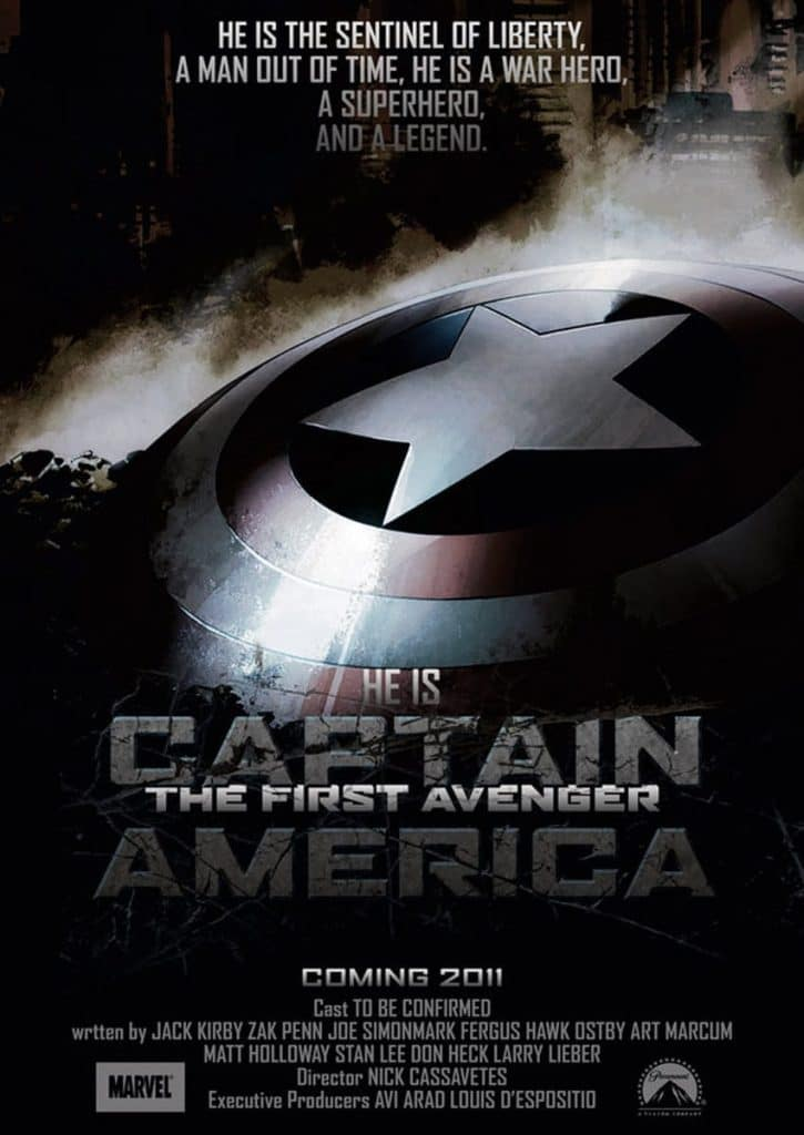 captain america poster high quality HD printable wallpapers 2011 the first avenger shield of captain america