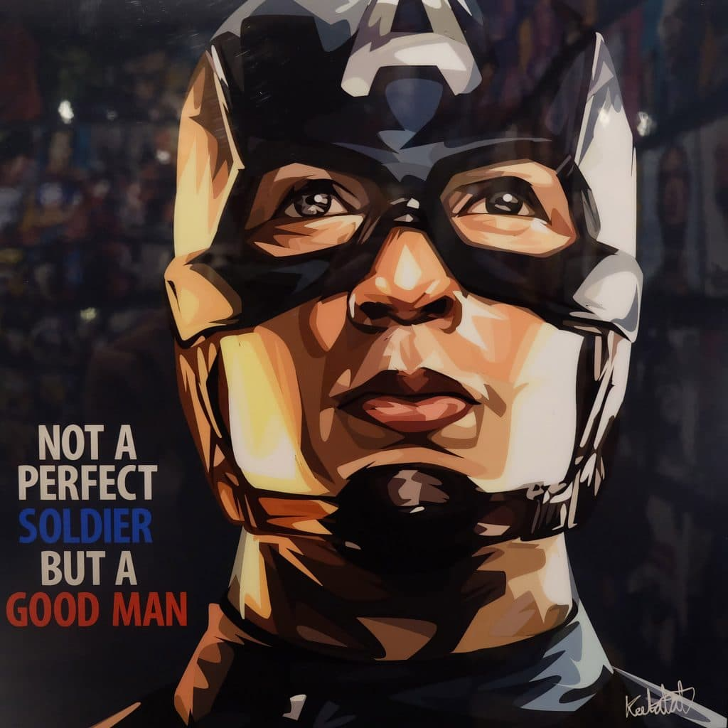 Captain America Poster 50 Amazing Poster Collection Free Download