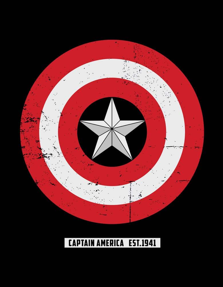 captain america poster high quality HD printable wallpapers 2011 the first avenger art cartoon animated shield poster