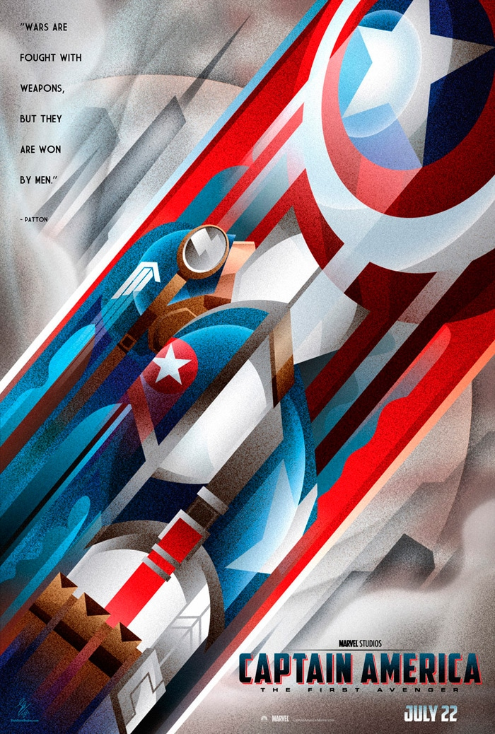 captain america poster high quality HD printable wallpapers captain america art cartoon animated
