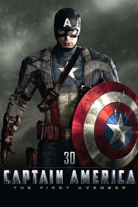 captain america poster high quality HD printable wallpapers 2011 the first avenger steve roger evan