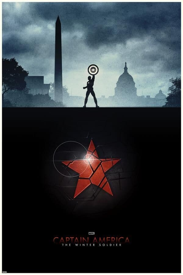 captain america poster high quality HD printable wallpapers 2014 the winter soldier action captain