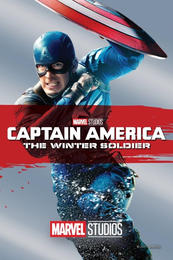 Captain America Hd Poster