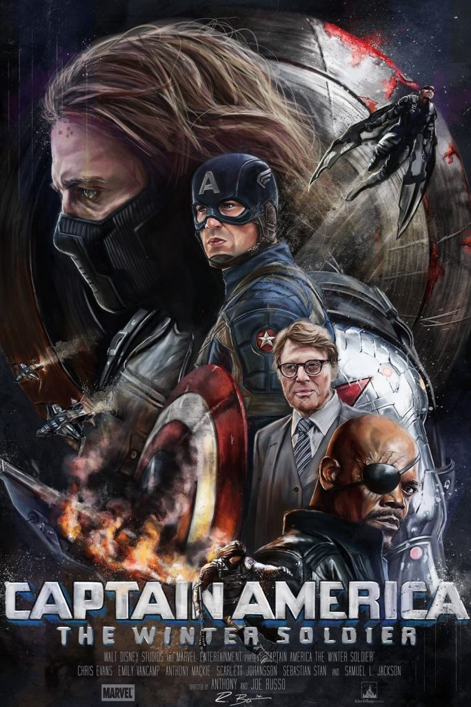 captain america poster high quality HD printable wallpapers 2014 the winter soldier all characters sketch art