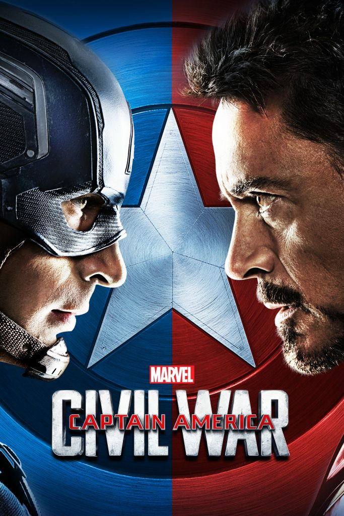 captain america poster high quality HD printable wallpapers 2016 civil war one on one iron man and captain america