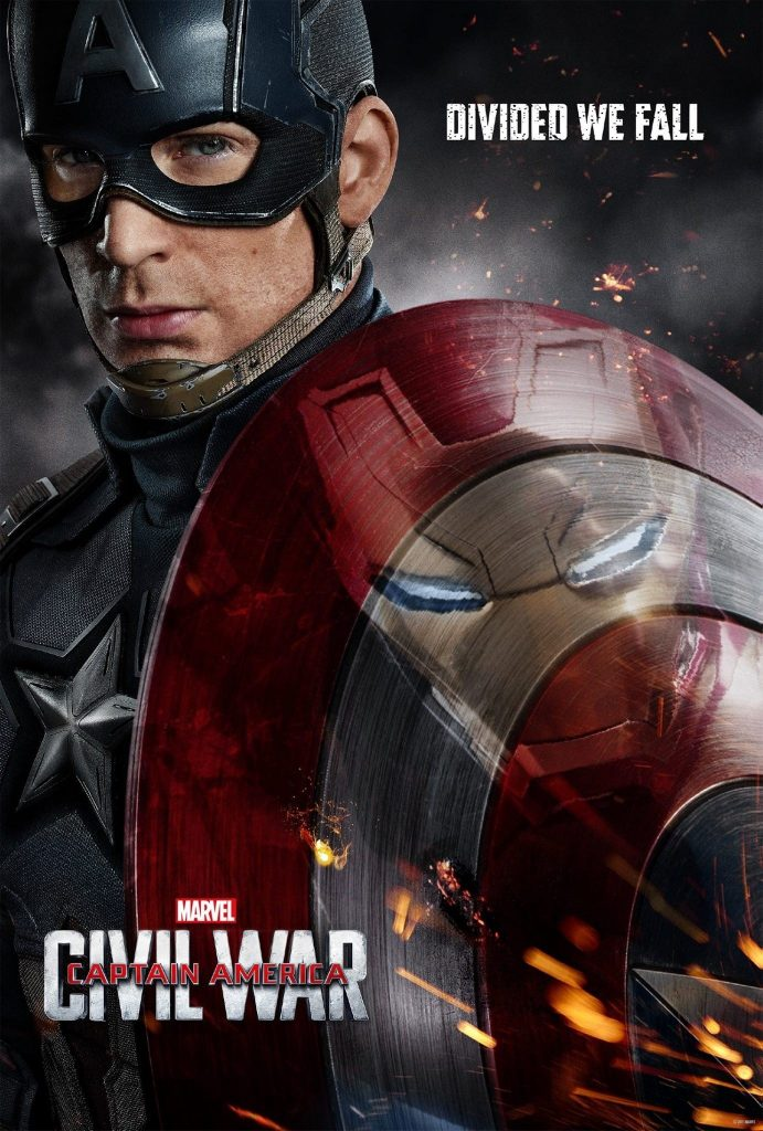 captain america poster high quality HD printable wallpapers captain america vs iron man