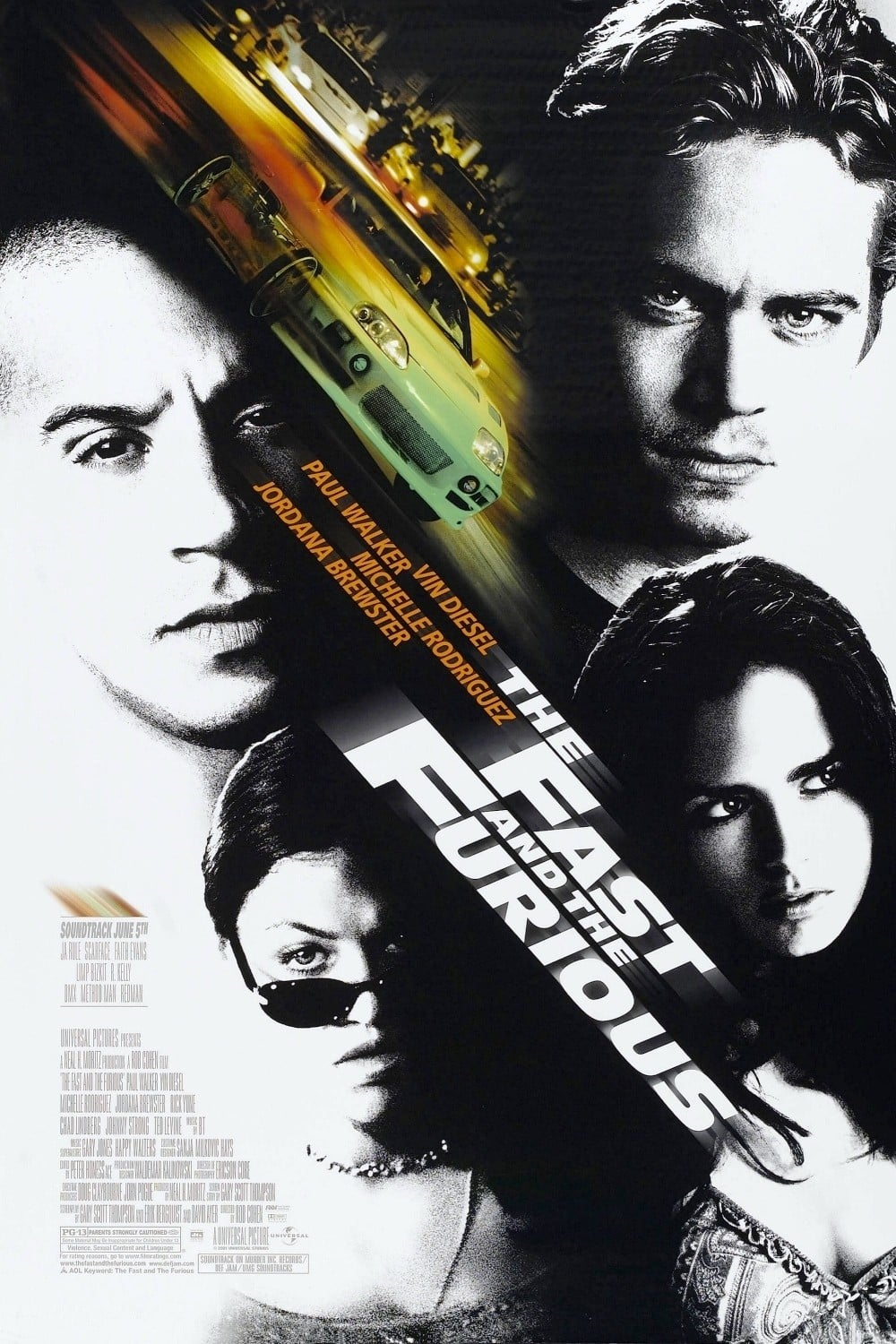 fast and furious poster high quality HD printable wallpapers the fast and the furious 2001 official poster