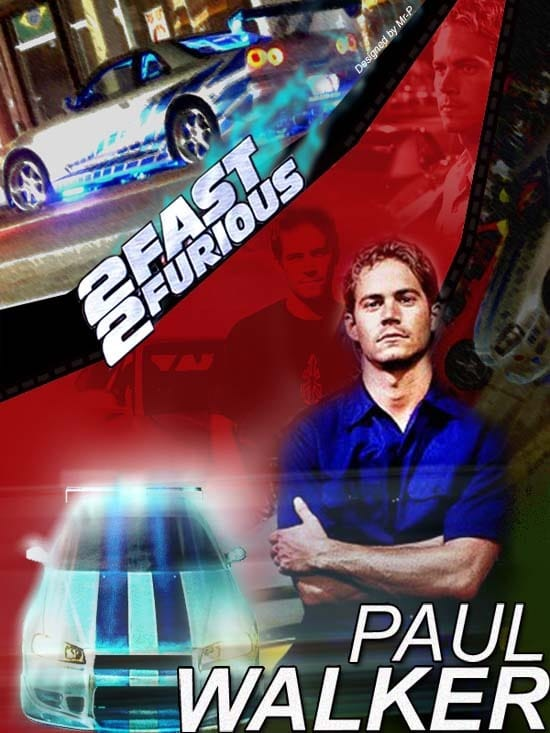 fast and furious poster high quality HD printable wallpapers 2003 paul walker posters