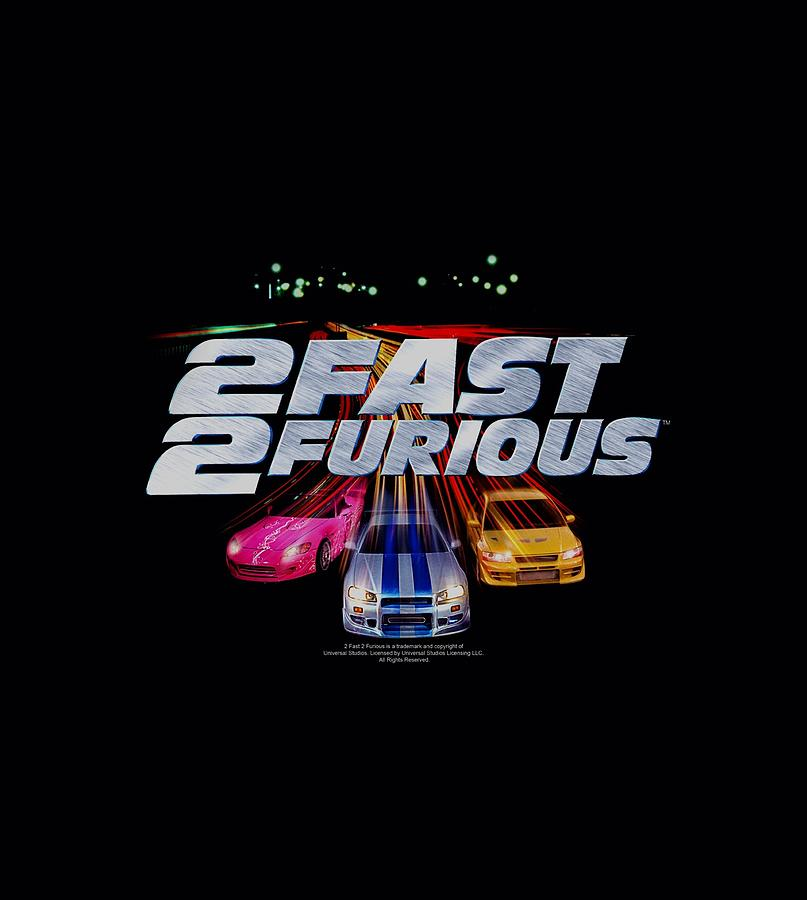 fast and furious poster high quality HD printable wallpapers 2003 neon cars poster