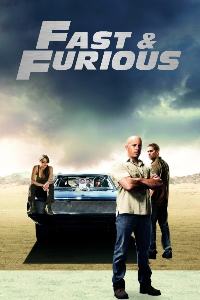 fast and furious poster high quality HD printable wallpapers 2009