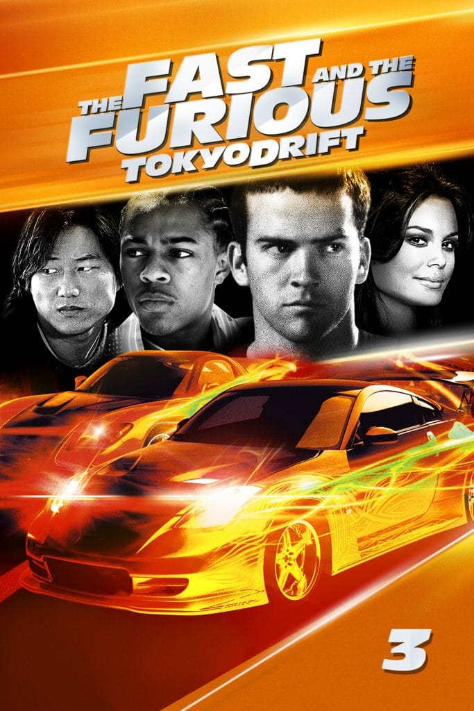 fast and furious poster high quality HD printable wallpapers tokyo drift 2006 all characters