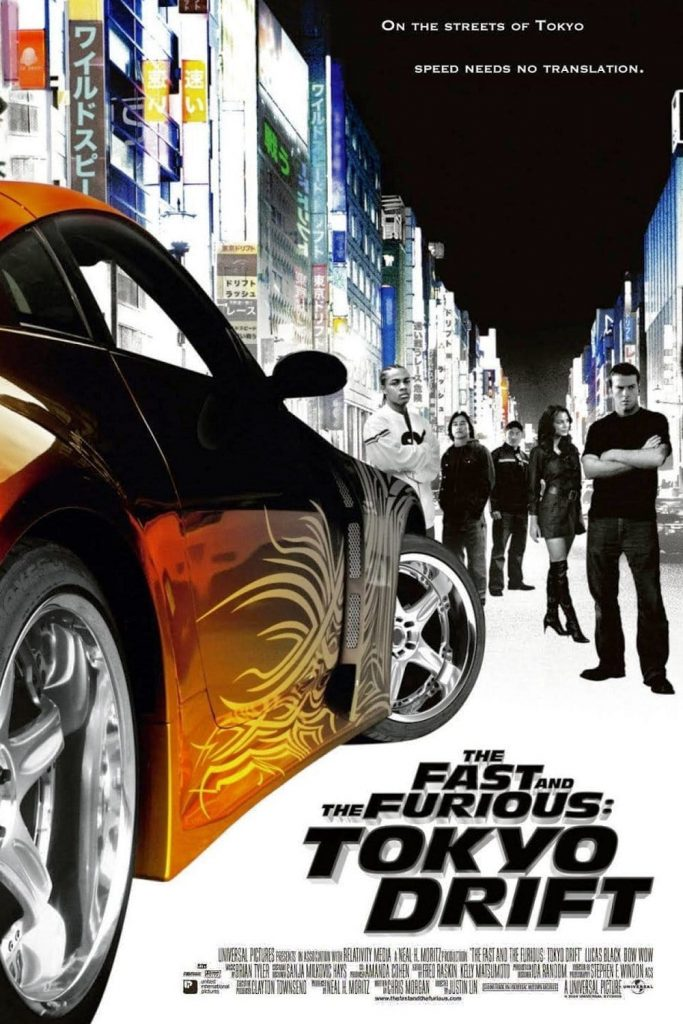 fast and furious poster high quality HD printable wallpapers tokyo drift 2006 official poster