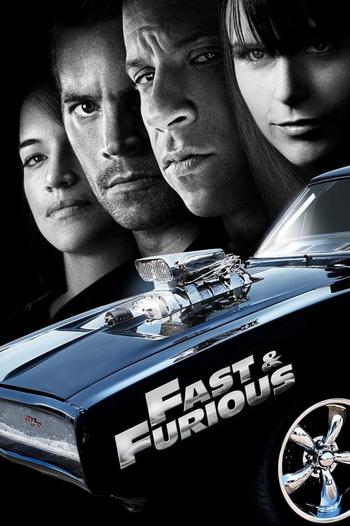 fast and furious poster high quality HD printable wallpapers 2009 official poster