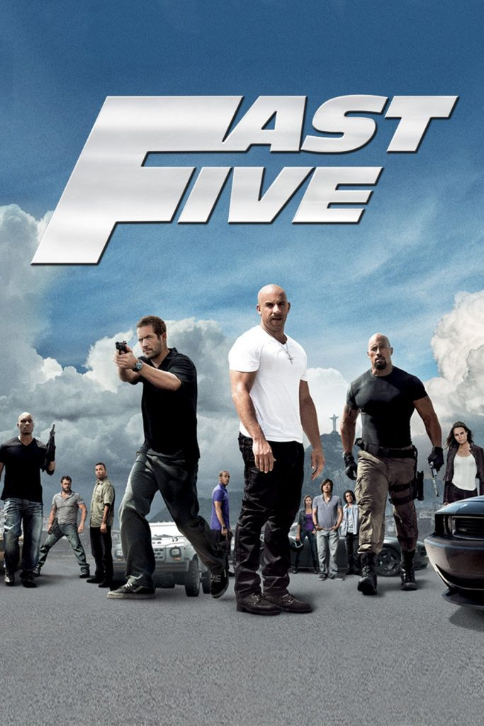 fast and furious poster high quality HD printable wallpapers fast five 2011 all characters official poster