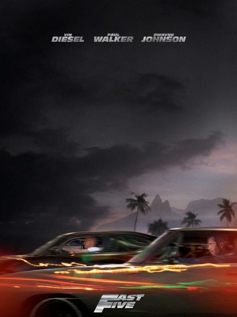 fast and furious poster high quality HD printable wallpapers fast five 2011 racing