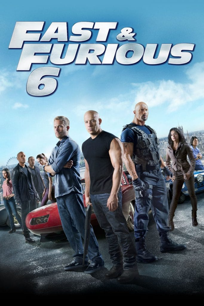 fast and furious poster high quality HD printable wallpapers 6 part 2013 official poster all characters
